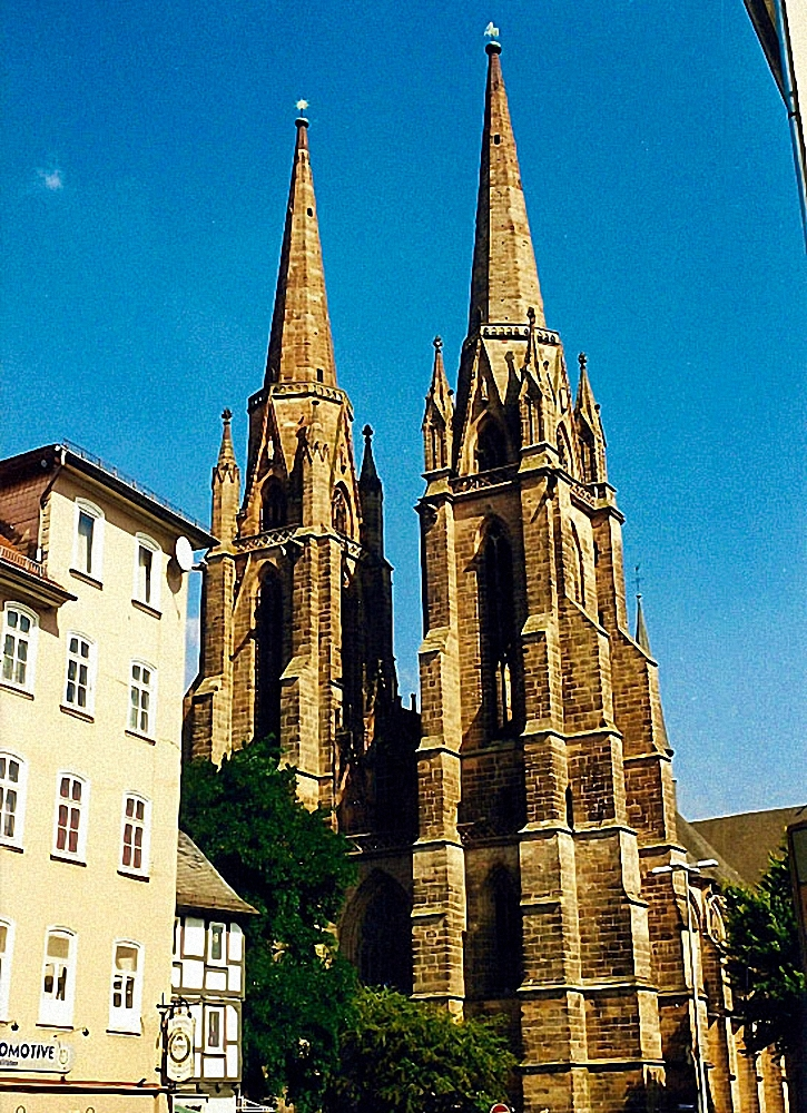 St Wolfgang